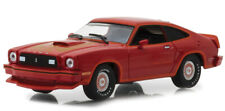 1978 Ford Mustang II King Cobra - Red & Black