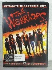 The Warriors DVD - OOP Cult Classic_R18+ MOVIE 1970s - 80s Culture Distopian
