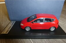 SEAT ALTEA 2004 RED PASSION LOOK SMART LS119 1/43 ROUGE ROSSO ROT LOOKSMART