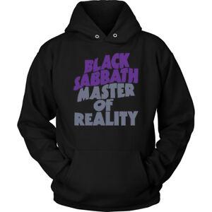 Black Sabbath Masters Of Reality Unisex Hoodies