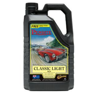Penrite Classic Light 20w/60 Engine Oil - 5 Litres