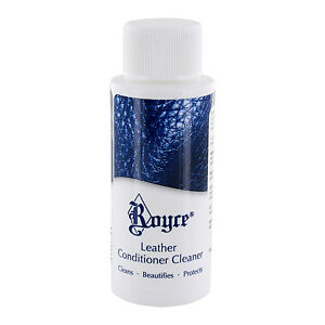 Royce Leather Conditioner Cleaner, 2 Fl. Oz