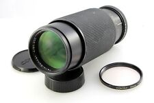 Carl Zeiss Vario Sonnar 80-200mm F4 T* Lens for Contax Yashica Mount.