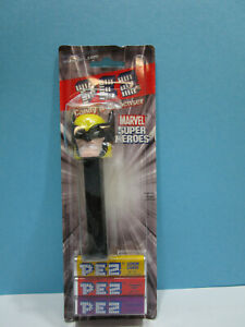 PEZ Candy & Dispenser from the USA Marvel Super Heroes Batman  OVP