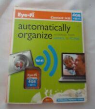 Eye-Fi Connect X2 4Gb Wi-Fi Sd Card and Reader Wireless Uploads