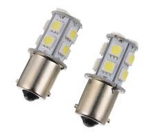 2Stück 1156 BA15S R10W 13x5050 SMD LED Standlicht Rücklicht Lampen Deutsche Post