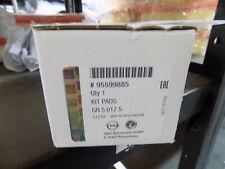 GENUINE Vauxhall Combo 1.3 CDTi 2016 Onwards Front Brake Pads 95599885