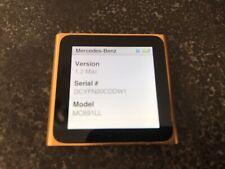 New listing Apple iPod Nano 6th Generation 8Gb - Gold