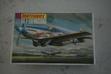 Matchbox 1/72 North American P-51D Mustang Kit No PK-13