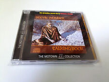"STEVIE WONDER ""TALKING BOOK"" CD 10 TRACKS COMO NUEVO"