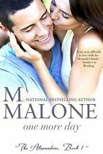 One More Day (The Alexanders) (Volume 1)-ExLibrary
