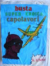 Busta Supereroi Capolavori con n°2 fumetti guerra blisterati - Rarità [G317B]