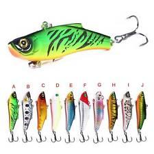 1pc VIB 7cm-18g Jerkbait Crankbait Swimbait Fishing Lures Striped Bass Lure