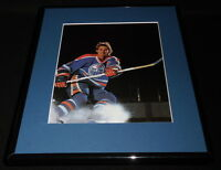 Wayne Gretzky Framed 11x14 Photo Display Oilers