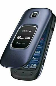 Kyocera Cadence S2720 4G VoLTE Blue (Verizon) PostPaid Flip Phone Page Plus