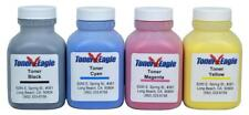4-Color Toner Refill w/Chips for HP CP1525 CP1525nw CE320A CE321A CE322A CE323A