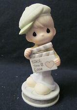 Limited 2006 Precious Moments Chapel Reunion Figurine # 690001~Take Time 2 Love