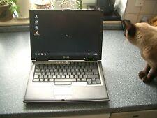 Dell Lat D630 35cm 160G 2G Akku neu  Ser. KFZ WIN XP gut. Zust. Gewährl Rechnung