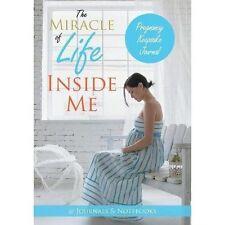 Le miracle de la vie inside me Grossesse Keepsake Journal par @Journals...