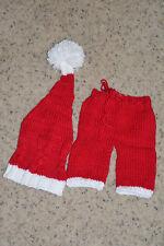 0-6 Months Unisex Santa Costume New!!