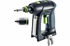 FESTOOL perceuse sans fil C 18 Li-Basic 574737 Tournevis Batterie 18V Li-Ion
