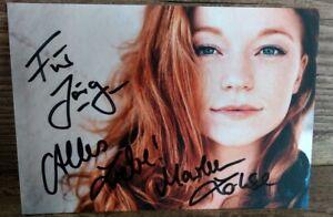 Autogramm~~Marleen Lohse~~Schauspielerin,TV