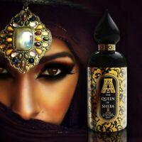 ATTAR COLLECTION THE QUEEN OF SHEBA 3.4Oz / 100ml Eau De Parfum, New With Box