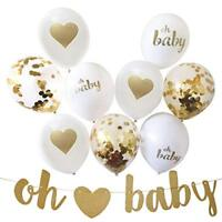 13pcs Gender Reveal Party Decorations For Neutral Baby Shower Baby Shower Party