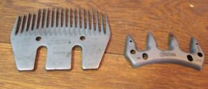 Oster Sheep/Goat Clipper comb P7112 1554-05 4 point cutter USA Vintage Trimmer