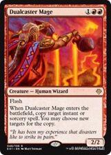 DUALCASTER MAGE Archenemy: Nicol Bolas MTG Red Creature — Human Wizard Rare