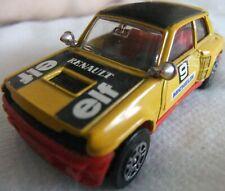 Corgi Renault 5 Turbo - Yellow – No Box