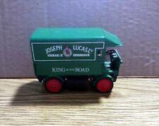 "Matchbox Models of Yesteryear-""Y29 1919 Walker""-""Joseph""-Made in England"