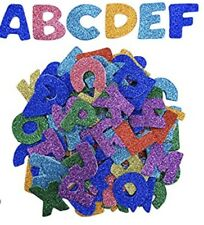 EBoot Glitter Foam Stickers Letter Sticker Self Adhesive Letters, Assorted Color