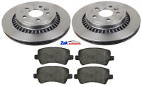 FOR VOLVO XC60 (2008-2016) REAR BRAKE DISCS AND PADS SET NEW