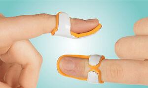 Sanostax DIP Fingerschiene Fingerschienen Schiene /Größe S-L