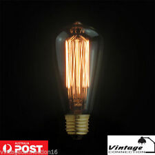 Vintage, Retro 60W Light Bulbs