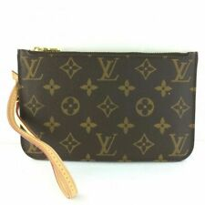 Used Louis Vuitton Pouch PM t120395 Neverfull Monogram