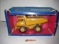 Caterpillar 769 B Dumper Light Yellow #276.3 Gescha 1:50 Sealed
