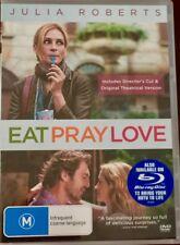 Eat Pray Love (DVD, 2011)  Julia Roberts  BRAND NEW