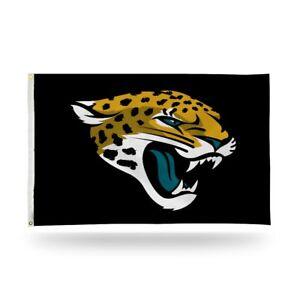 Jacksonville Jaguars 3x5 Banner Flag with grommets for hanging