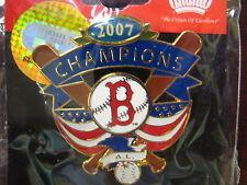 Boston Red Sox Pin - 2007 A.L Champs