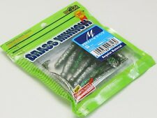 * ECOGEAR GRASS MINNOW M #169 2-1/2in Quantity:10 from japan !