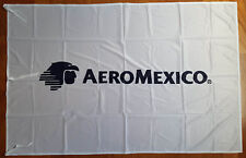 genuine airways embroided fabric flag banner AEROMEXICO airline 148x95