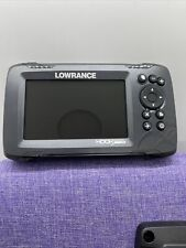 Lowrance Hook Reveal 5 Split Shot Gps Fishfinder w/ Transducer combo -ships fast