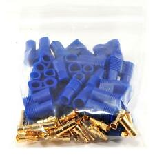 5 Pairs Male Female EC3 Style Connector 10 Pairs 3.5mm Gold Bullet Battery Plug