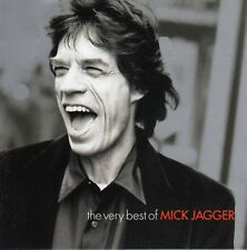 CD Mick Jagger ‎– The Very Best Of Mick Jagger 2007