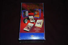 Little Women  Limited Edition Box Set W/ Pendant & Book (VHS, 1995) NEW & SEALED
