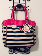"Betsey Johnson Diaper Bag ""Rare"" and ""Retired�"