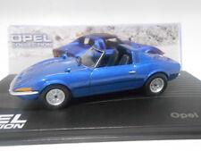 OPEL AERO GT 1969 OPEL COLLECTION #45 EAGLEMOSS IXO 1/43