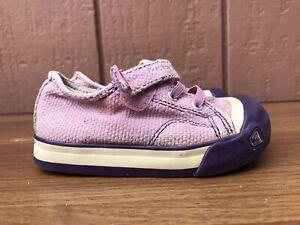 Keen Coronado US 7 Baby Crib Pink Purple Toddler Infant Sneakers Shoes C8